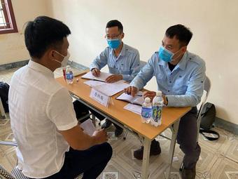 Formosa Hà Tĩnh tuyển dụng 224 lao động vào làm việc tại nhà máy