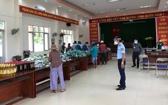 QLTT Tiền Giang: Tổ chức gian hàng 0 đồng phục vụ người dân