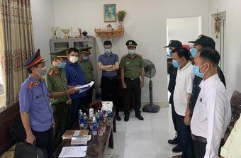Giám đốc và phó giám đốc sân bay Phú Bài bị cách chức, khởi tố