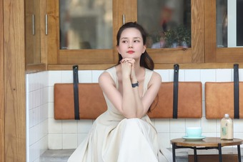 MC Huyền Châu VTV: ''Dịch bệnh khiến tôi lắng nghe bản thân nhiều hơn''