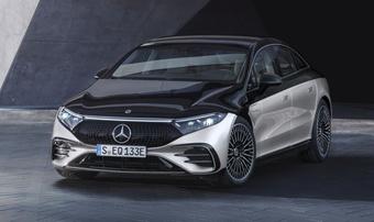 Chủ xe Mercedes EQS tốn gần 580 USD/năm để bánh sau quay thêm 5,5 độ