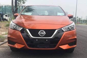 Nissan Almera 2021 xuất hiện tại Việt Nam