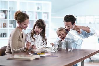 Lý do nên sử dụng máy lọc nước trong gia đình