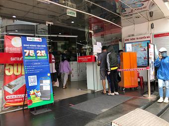 Hệ thống bán lẻ Satra gồm Satramart, Satrafoods hàng hóa không thiếu