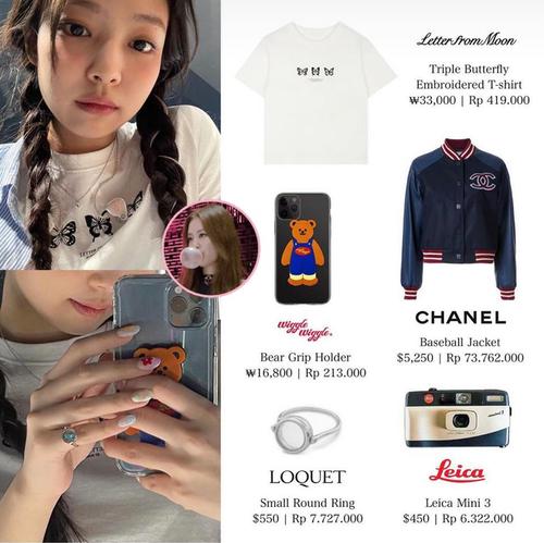 """Jennie (BLACKPINK) khiến netizen """"choáng váng"""" với bộ sưu tập máy ảnh siêu đắt đỏ"""