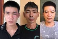 Bắt nhóm đối tượng đột nhập cửa hàng trộm cắp 4 xe máy