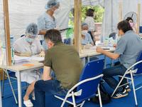 5.000 công dân Pháp và thân nhân tại phía Nam Việt Nam được tiêm vaccine ngừa Covid-19