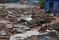 """Người Trung Quốc trắng tay sau thảm họa lũ lụt """"nghìn năm có một"""""""
