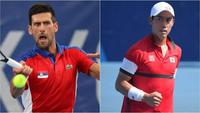 Lịch thi đấu Olympic Tokyo 29/7: Đại chiến Djokovic - Nishikori, Ánh Viên bơi 800m tự do