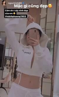 Ngọc Trinh mặc bikini đẹp ngút ngàn đủ loại phô diễn hình thể hậu tăng cân