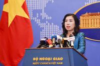Việt Nam hoan nghênh việc đạt thỏa thuận với Mỹ về vấn đề tiền tệ