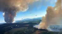Biến đổi khí hậu đang thiêu đốt Bắc Bán cầu