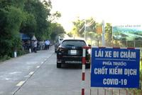Phú Yên thêm 9 ca dương tính nCoV, lập vùng cách ly khu vực có nguy cơ lây nhiễm