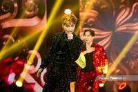 VP Bá Vương trang phục hầm hố, Ali Hoàng Dương ''lãng tử'' với style disco tại The Heroes