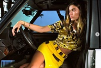 Vóc dáng gợi cảm của siêu mẫu 9X Hailey Baldwin