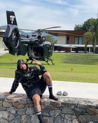 Ngỡ ngàng lý do Neymar tậu trực thăng 300 tỷ