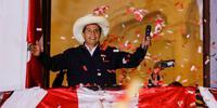 Ông Pedro Castillo đắc cử Tổng thống Peru