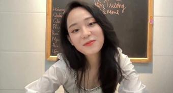 Danh tính gái xinh thường xuyên livestream chung với cô Minh Thu, từ nhan sắc đến độ hot đều kẻ tám lạng người nửa cân