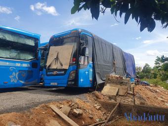 Doanh nghiệp vận tải hành khách ''cầu cứu'' vì dịch COVID-19