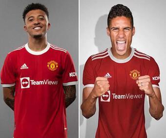 Huyền thoại MU lo Quỷ Đỏ có Varane & Sancho vẫn không bằng Man City mua Grealish