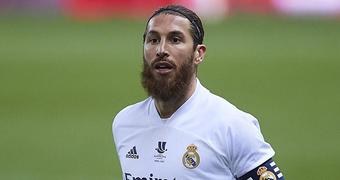 Cầu thủ Real Madrid không dám nhận số áo Ramos để lại