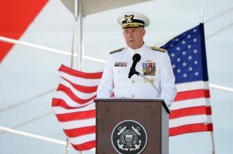 Tuần duyên Mỹ hoàn tất thành lập đội tàu phản ứng nhanh ở Indo-Pacific
