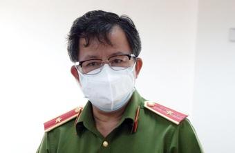TPHCM: Tướng công an kể về vụ bắt tử tù mắc Covid-19 trốn trại Chí Hòa