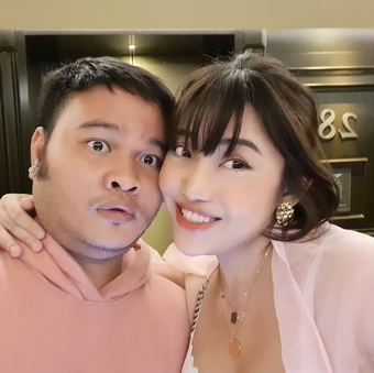 Vinh Râu chính thức lên tiếng về vụ ly hôn: Cả tôi và Trang vẫn xem nhau như người nhà