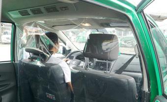 200 taxi hỗ trợ người dân Hà Nội khi giãn cách hoạt động thế nào?