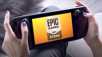 Có thể cài Windows 11, game crack và cả Epic Games Store trên Steam Deck