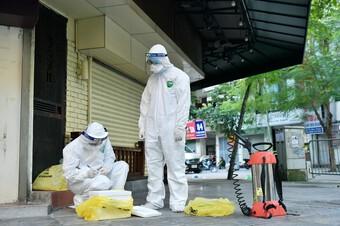 Trưa 29/7: Hà Nội ghi nhận 26 ca dương tính mới với SARS-CoV-2 tại 10 quận, huyện