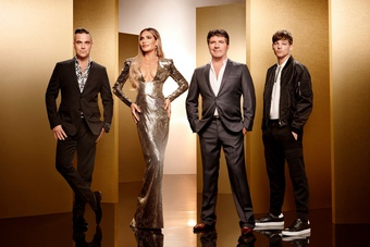 ''Ông trùm'' Simon Cowell rút khỏi chương trình X-Factor sau 17 năm