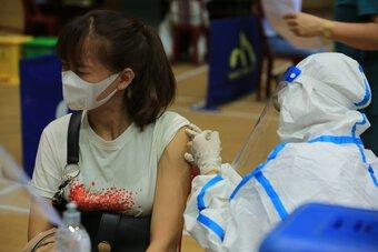 Đà Nẵng tiêm vaccine cho 16.800 người dân