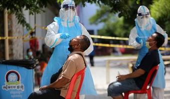Campuchia vượt mốc 1.000 ca tử vong vì Covid-19