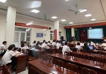 PC Hà Nam chuyển đổi số trong công tác quản trị văn phòng