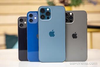 Bảng giá iPhone: Nhiều dòng giảm thêm so với đầu tháng, có iPhone 12 Pro