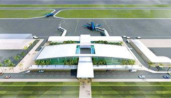 Đề xuất làm sân bay Quảng Trị, nâng cấp sân bay Phú Bài