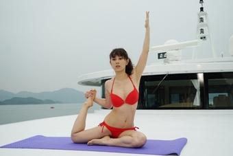 Hoa hậu Viên Gia Mẫn tiết lộ bí mật về hậu trường phim