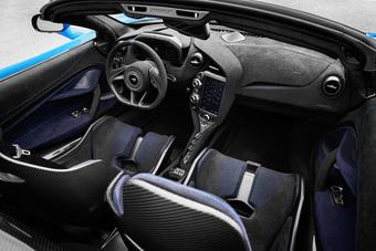 Ra mắt McLaren 765LT Spider - Xe mui trần mạnh nhất lịch sử McLaren