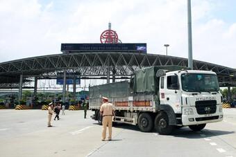 Lái xe cần mang giấy tờ gì để được vào Hà Nội?