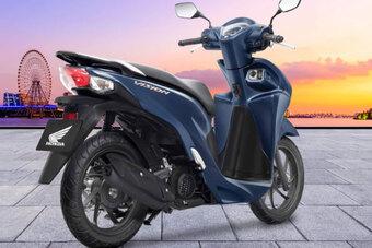 Bảng giá xe ga Honda tháng 7/2021: Tăng giá nhẹ