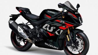 Siêu mô tô thể thao Suzuki GSX-R1000R 2021 thêm màu mới, giá 450,6 triệu