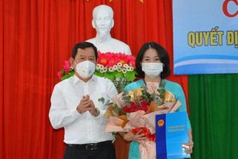 Quảng Ngãi có tân giám đốc Sở LĐ-TB&XH