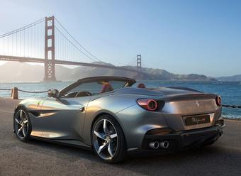 Ferrari Portofino M 2021 bán chính hãng tại Thái Lan, giá 666.199 USD