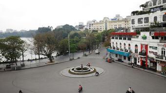Giãn cách xã hội toàn thành phố Hà Nội từ 6h ngày 24/7