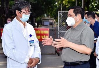 """Thủ tướng chỉ đạo kiểm tra, làm rõ thông tin """"tiêm vaccine không cần đăng ký"""""""