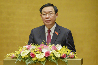 Hôm nay bầu Chủ tịch Quốc hội khóa XV
