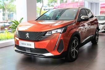 Peugeot 3008 2021 thu hút sự quan tâm của khách hàng Việt