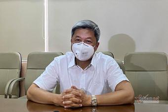 Thứ trưởng Y tế nói về chiến lược chống dịch mới tại TP.HCM