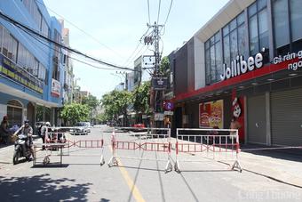 Đà Nẵng: Nhịp sống tại 4 phường trong ngày đầu thực hiện Chỉ thị 16
